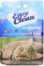 Easy Clean Baking soda - наполнитель комкующийся с содой