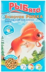 """Рыбята - корм для рыб """"Золотая Рыбка"""" в гранулах (25 г)"""