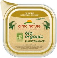 Almo Nature Bio Organic - паштет для собак с индейкой (100 г)