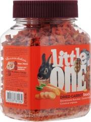 Little One - Сушеная морковь лакомство для грызунов (200 г)