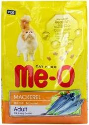 "Me-O Adult Mackerel - сухой корм для взрослых кошек ""Скумбрия"""