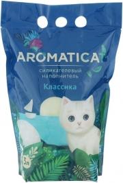 """AromatiCat - силикагелевый наполнитель """"Классика"""""""