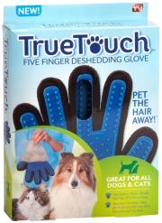 True Touch - перчатка для расчесывания силиконовая с шипами (24 см)