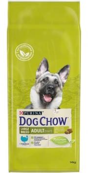 Dog Chow Adult Large - сухой корм для собак крупных пород с индейкой