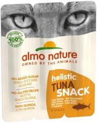 "Almo Nature Azul Label Snack Cat Chicken - колбаски для кошек ""Тунец"" (3 по 5 г)"