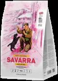 Savarra Puppy Large - сухой корм для щенков крупных пород с ягненком и рисом