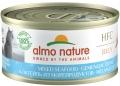 Almo Nature HFC Jelly - консервы для кошек с морепродуктами в желе (70 г)