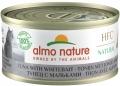 "Almo Nature HFC Natural - консервы для кошек ""Тунец и мальки"" (70 г)"