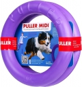 Puller midi (20 см) - тренировочный снаряд для собак средних и мелких пород с сильной хваткой (2 кольца)