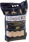 Золотой кот - наполнитель кукурузный впитывающий (6 л)