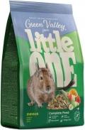 Little One - корм для дегу «Зеленая Долина» (750 г)