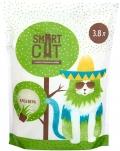 Smart Cat - наполнитель силикагелевый с ароматом алоэ вера
