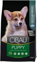 Cibau Puppy Medium - корм для щенков средних пород