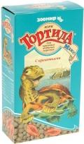 Тортила Макс - Корм для крупных водяных черепах с креветками (70 г)