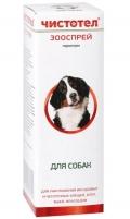 Чистотел - Зооспрей от блох и клещей для собак (100 мл)
