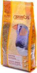Benelux Primus exotic - Корм для экзотических птиц