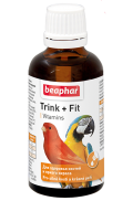 Beaphar Trink + Fit - Беафар кормовая добавка для птиц (50 мл)