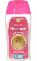АВЗ - Нежный зоошампунь для кошек, гипоаллергенный (180 мл)