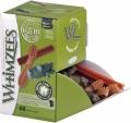 Whimzees - МИКС (палочки, щетки, крокодильчики) для собак S (48 шт.)