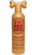 Pet Head Oatmeal - шампунь для собак с овсяным маслом (354 мл)