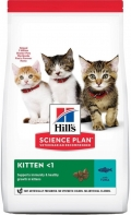 Hill`s Science Plan Kitten - сухой корм для котят с тунцом