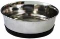 Уют - миска металлическая утяжеленная не скользящая (0,48 л)