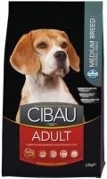 Cibau Adult Medium - корм для взрослых собак средних пород