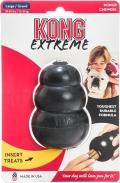 Kong Extreme L - игрушка для собак очень прочная, большая (10 x 6 см)