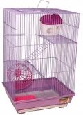 Triol - клетка для грызунов 3-этажная, эмаль (3303)