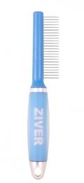 Ziver - расческа (24 вращающихся зубчиков) с гелевой ручкой