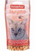 Beaphar Happy Rolls Shrimp - Беафар лакомство шарики с креветками для кошек (80 шт)