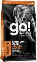 Go! Solutions Skin - сухой корм для щенков и собак со свежим лососем и овсянкой