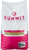 """Summit Original Puppy - сухой корм для щенков """"Три вида мяса"""" с ягненком, цыпленком и лососем (12,7 кг)"""
