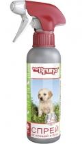 Mr. Bruno - Спрей репеллентный для собак (200 мл)