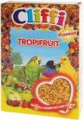 Cliffi Tropifruit - яичный корм с фруктами для всех зерноядных птиц (300 г)