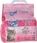 Sepi Cat - наполнитель впитывающий, Антибактериальный