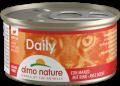 Almo Nature Daily - консервы для кошек с говядиной (85 г)