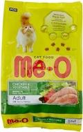"Me-O Adult Chicken - сухой корм для взрослых кошек ""Курица с овощами"""