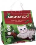 AromatiCat Premium - наполнитель древесный комкующийся