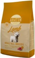 Araton Adult - сухой корм для взрослых собак с ягненком и рисом