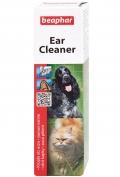 Beaphar Ear Cleaner - Профилактическое средство для чистки ушей (50 мл)