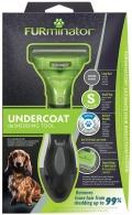 Furminator Long hair Dog S - Фурминатор для маленьких собак c длинной шерстью