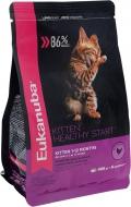 Eukanuba Kitten - сухой корм для котят с домашней птицей