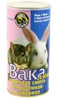 Вака - Люкс - корм для шиншилл и кроликов (800 г)