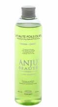Anju Beaute Vitalite Poils Durs Shampooing - шампунь для жесткой шерсти: экстракт панамской коры и лайм (250 мл)