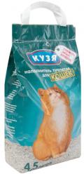 Кузя - наполнитель для кошек (4,5 л)