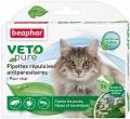 Beaphar - капли Био от блох, клещей и комаров для кошек (3 пипетки)