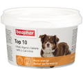 Beaphar Top 10 For Dogs - Беафар Пищевая добавка с L-карнитином для собак