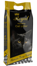 """Indian Cat Litter - комкующийся наполнитель """"Гавайский бриз"""""""