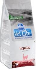 Farmina Vet Life Cat Hepatic - сухой диетический корм для взрослых кошек при хронической печеночной недостаточности